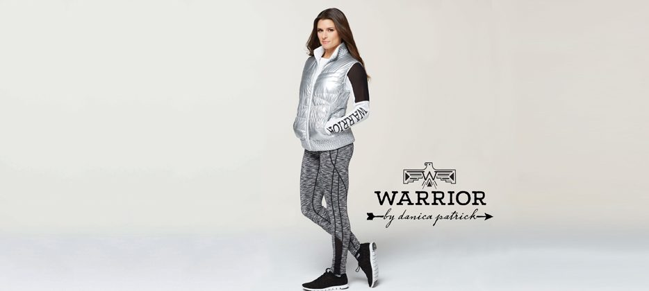 Warrior by Danica Patrick